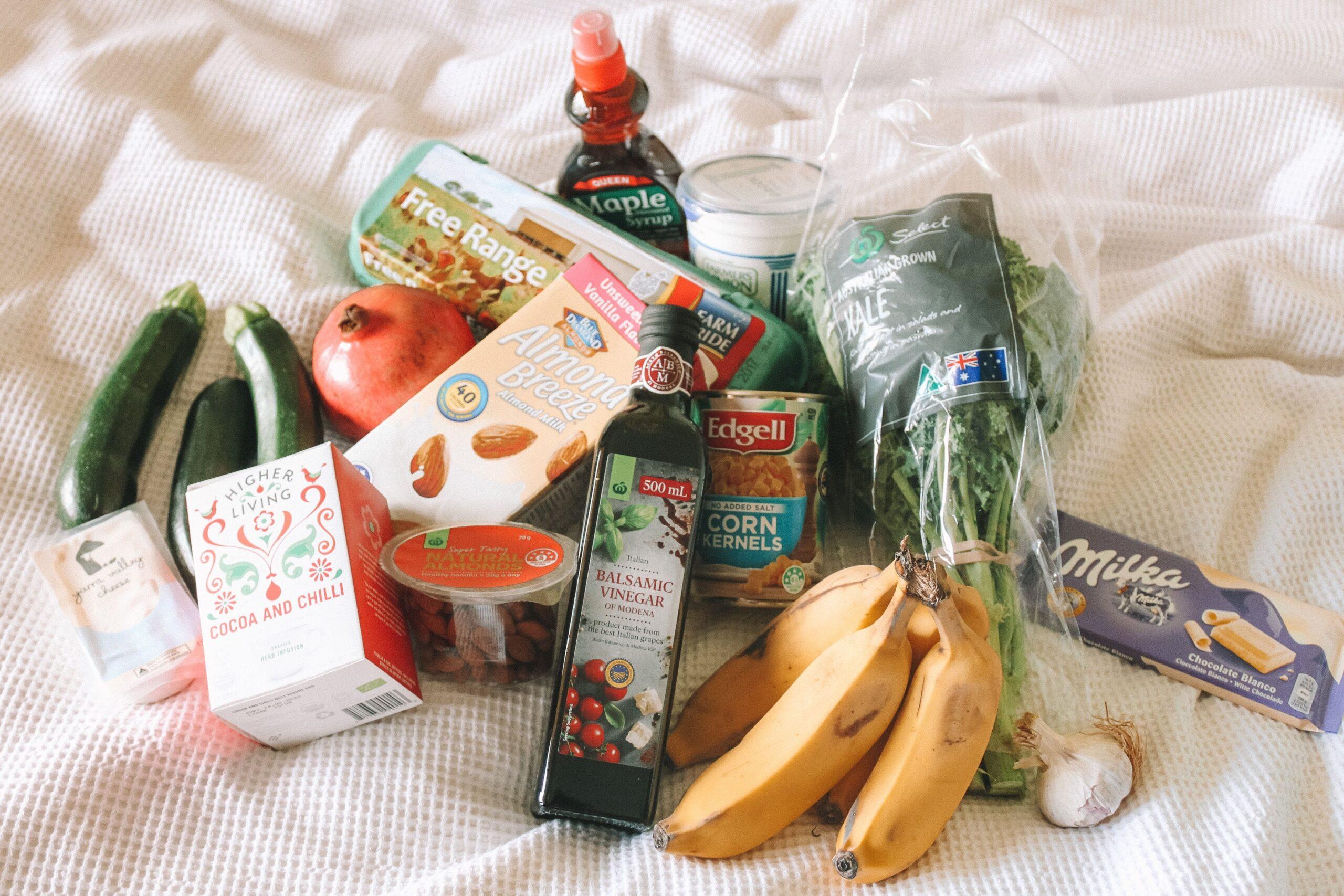 food sharing, organic food, sustainability, zero waste, Nina Franck, Nobantu Modise